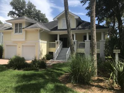 Beaufort County Single Family Home For Sale: 135 Ocean Creek Boulevard