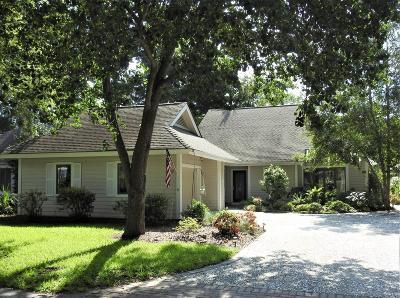 Beaufort County Single Family Home For Sale: 633 S Reeve Road