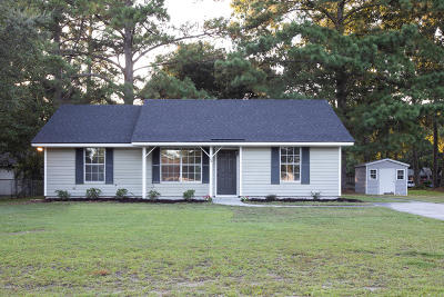 Beaufort, Beaufort Sc, Beaufot Single Family Home For Sale: 23 Irongate Drive