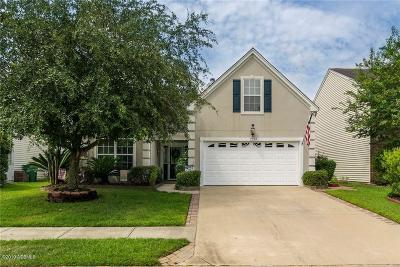 Bluffton Single Family Home For Sale: 2229 Blakers Boulevard