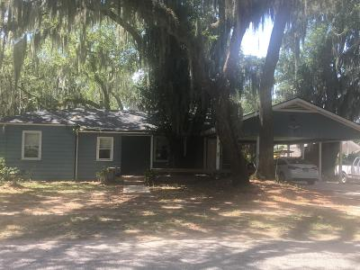 Beaufort (lady's Island), Port Royal, Pt Royal, Pt. Royal Single Family Home For Sale: 1009 12th Street