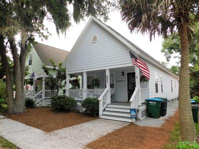 Port Royal Single Family Home For Sale: 633 16th Street