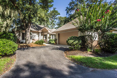 Beaufort County Single Family Home For Sale: 442 Bb Sams Drive