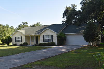 Beaufort County Single Family Home Under Contract - Take Backup: 27 Tulifinney Lane