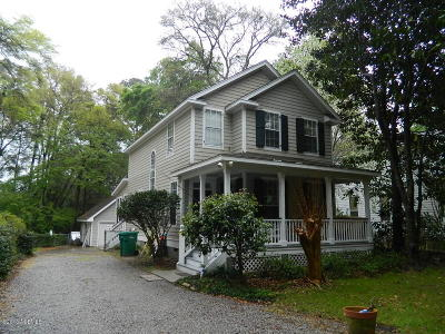 Beaufort County Single Family Home Under Contract - Take Backup: 15 Meridian Road