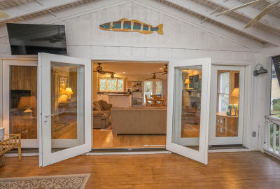Fripp Island Single Family Home For Sale: 374 Perch Drive