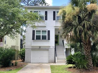 Fripp Island Single Family Home For Sale: 740 Bonito Road - 20% Share