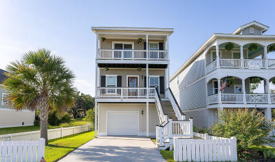 Beaufort County Single Family Home For Sale: 11 Bay Breeze Lane