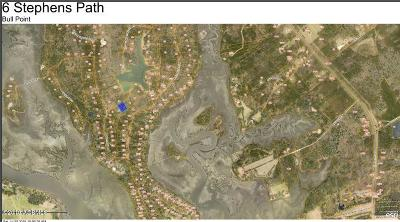 Seabrook Residential Lots & Land For Sale: 6 Stephens Path