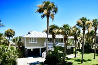 Fripp Island Single Family Home For Sale: 710 Silverside Road