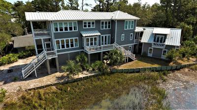 Fripp Island Single Family Home For Sale: 369 Pike Drive