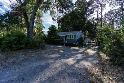 Beaufort County Single Family Home For Sale: 1110 Battery Creek Road