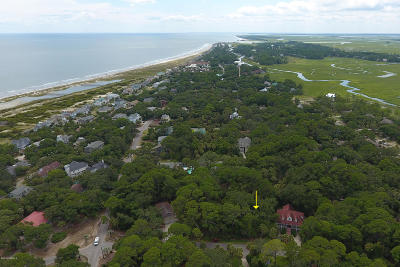 Fripp Island Residential Lots & Land For Sale: 727 Marlin Drive