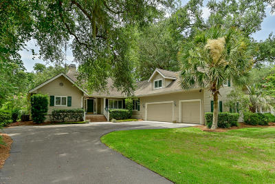 Beaufort County Single Family Home For Sale: 622 Island Circle E