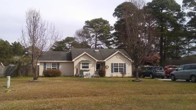 Beaufort SC Single Family Home For Sale: $163,000