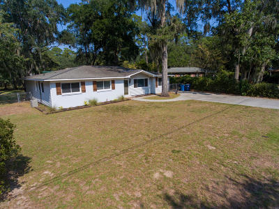 Beaufort SC Single Family Home For Sale: $238,000