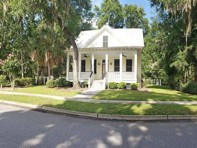 Coosaw Point, Coosaw Point Single Family Home For Sale: 37 Park Way