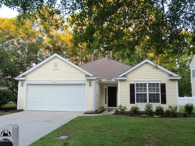 Single Family Home For Sale: 71 Wheatfield Circle