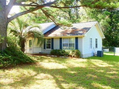 Beaufort Single Family Home For Sale: 21 Lisbon Way
