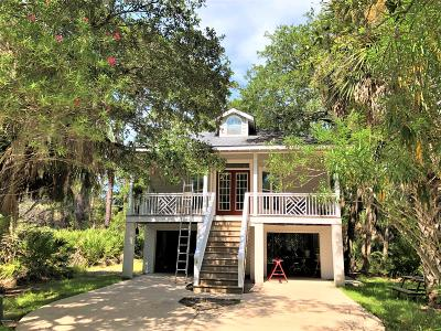 Fripp Island Single Family Home For Sale: 6 Fiddlers Cove