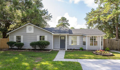 Beaufort Single Family Home Under Contract - Take Backup: 28 Irongate Drive