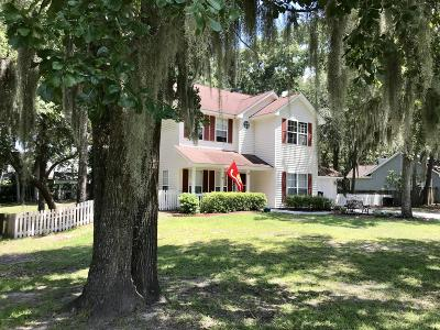 Lady's Island Single Family Home For Sale: 8 Purrysburg Drive