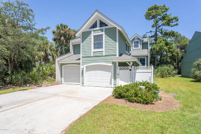 Beaufort County Condo/Townhouse For Sale: 427 Wahoo Drive