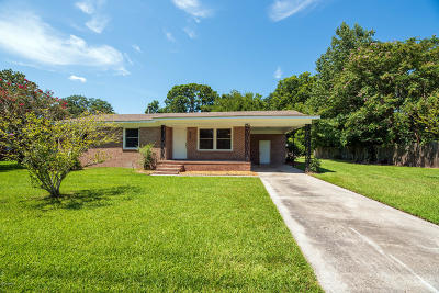 Beaufort County Single Family Home For Sale: 2309 Southside Boulevard