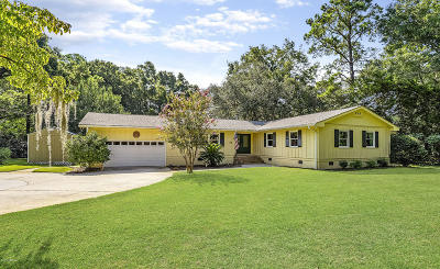 Beaufort County Single Family Home For Sale: 9 Audubon Road