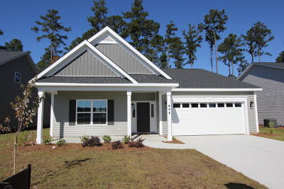 Hardeeville Single Family Home For Sale: 696 Fort Sullivan Drive