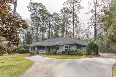 Okatie Single Family Home For Sale: 236 Callawassie Drive