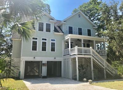 Beaufort County Single Family Home For Sale: 12 Lakeview Lane