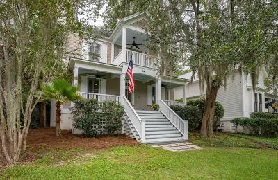 Beaufort Single Family Home For Sale: 14 Oak Pond Passage