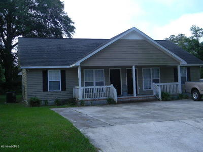 903/905 2nd, Hampton, SC, 29924, Hampton County Home For Sale