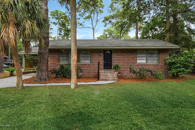 Beaufort County Single Family Home Under Contract - Take Backup: 1005 McTeer Circle