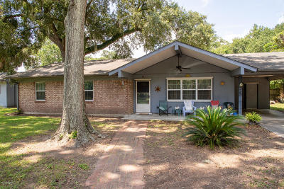 Beaufort Single Family Home For Sale: 740 Broad River Boulevard