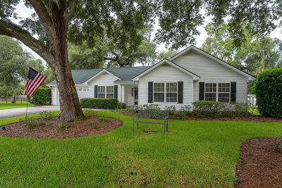 Beaufort Single Family Home For Sale: 1017 Ferrets End