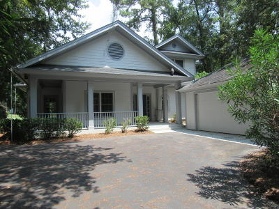 Beaufort County Single Family Home For Sale: 91 N Boone Road