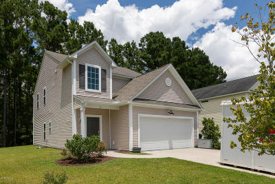 Bluffton Single Family Home For Sale: 13 Savannah Oak Drive