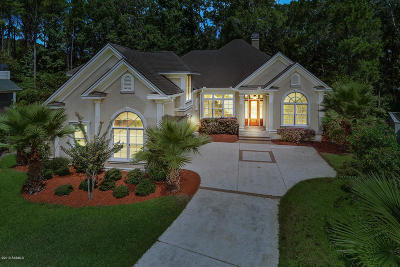 Beaufort County Single Family Home For Sale: 3 Normandy Circle