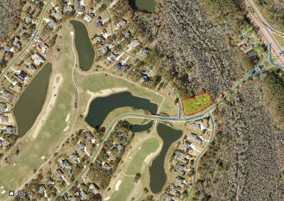 Bluffton Residential Lots & Land For Sale: 20 Hampton Hall Boulevard