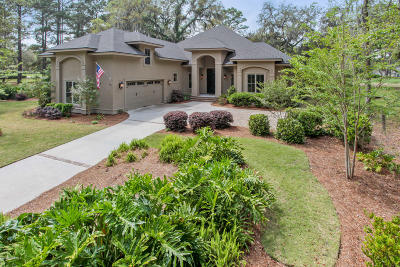 Bluffton Single Family Home For Sale: 13 Oconee Court