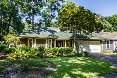 Beaufort County Single Family Home For Sale: 494 Bb Sams Drive