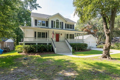 Beaufort Single Family Home For Sale: 993 Mauldin Court