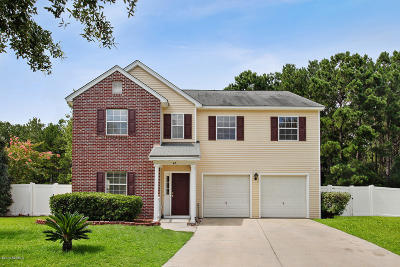 Bluffton Single Family Home For Sale: 47 Lakeside Drive
