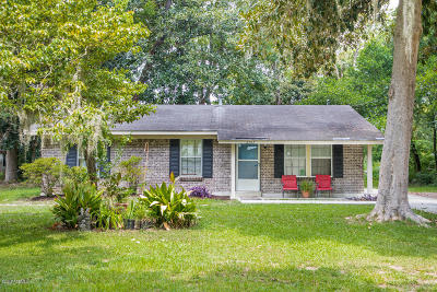 Beaufort Single Family Home For Sale: 2703 Bray Street