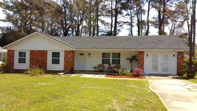 Beaufort County Single Family Home For Sale: 799 Battery Creek Road