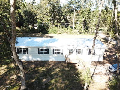 Beaufort County Mobile Home For Sale: 11 Mary Stuart Lane