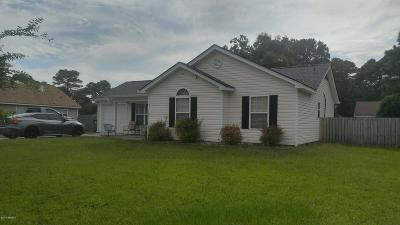 Beaufort Single Family Home For Sale: 66 Pelican Circle