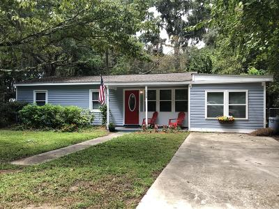 Beaufort Single Family Home For Sale: 1808 Westview Avenue